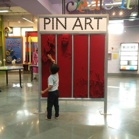 Stellar Children's Museum: Awesome learning place for kids