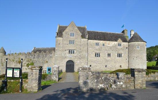 Leitrim, Ireland: Il Castello Parke's.