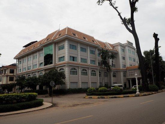 Angkor Riviera Hotel: きれいです