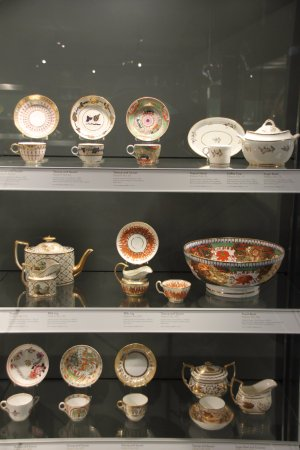 Gardiner Museum : 18th and 19th Century English Porcelain
