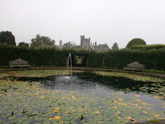 Kendal, UK: Fountain