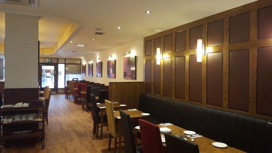 Restaurants Maveli Sheffield In Sheffield With Cuisine