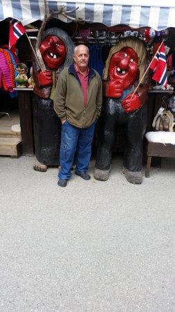 Bjorli, Noorwegen: החנות