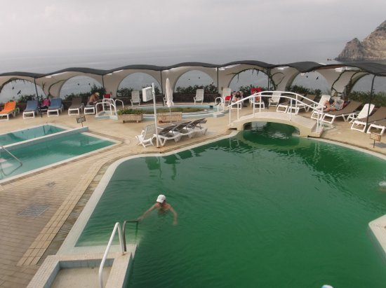 Sant'Angelo, Italien: piscina esterna