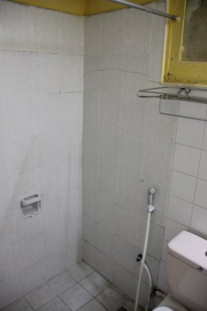 bathroom looks cleaner than it was - picture of city home, nuwara