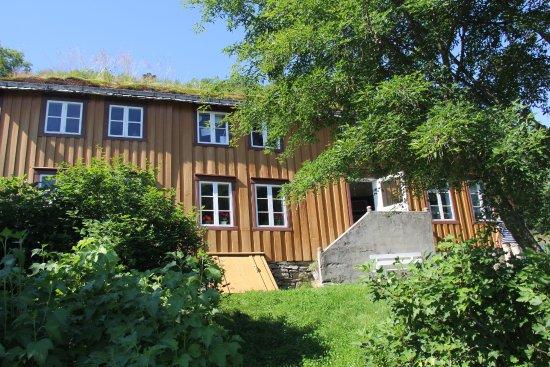 Hamaroy, Norway: En velholdt del av Nordlandsmuseet