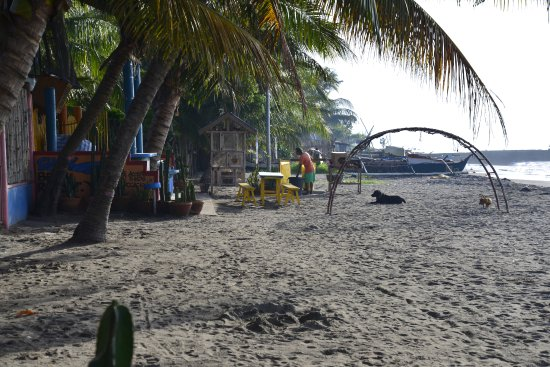 Digos City, Filipiny: Dawis beach Blue Shark Resort