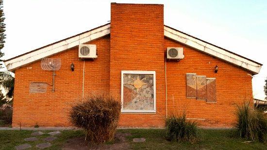 Mercedes, Uruguay: Represa y paisaje de Palmar