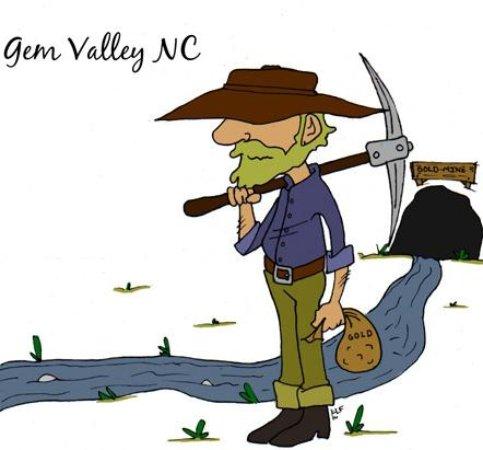 Jefferson, Caroline du Nord : resident miner RJ