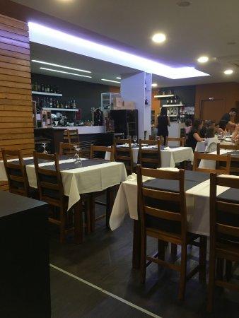 Cabeceiras de Basto, Portugal: restaurant