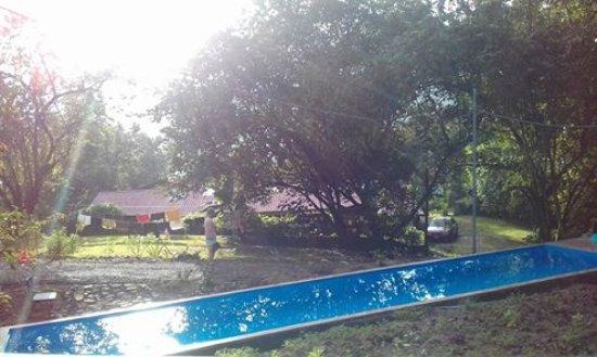 Establo San Rafael B&B: new pool