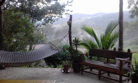 Establo San Rafael B&B: beautiful mountains