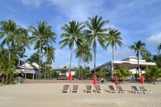 Weekender Resort & Hotel: hotel weekender,lamai beach