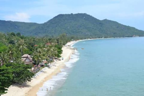 Weekender Resort & Hotel: view point lamai beach