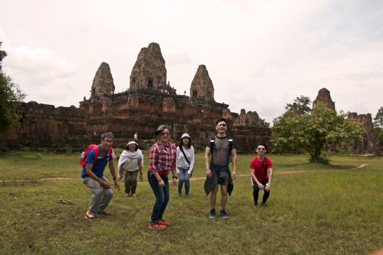 ‪Q Travel Cambodia - Day Tours‬