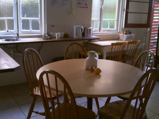 Kookaburra Inn: Clean, tidy kitchen with everything you could need!