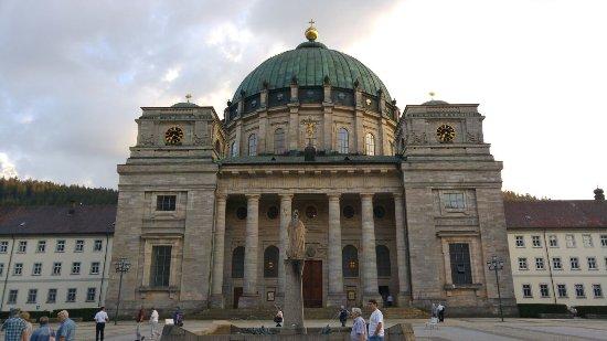 Sankt Blasien, Tyskland: 20160910_192053_large.jpg
