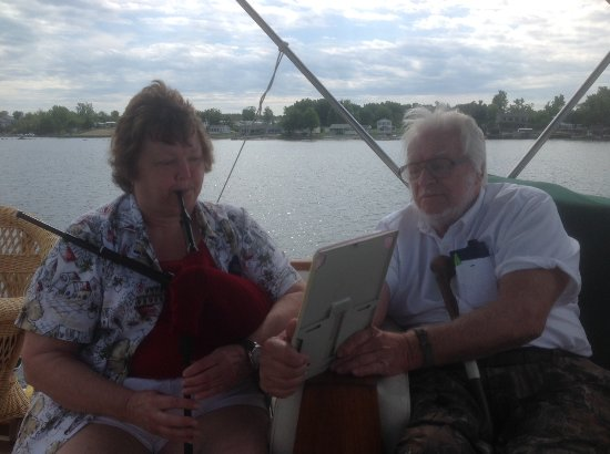 Wooden Boat Inn: Diane and Ernie Celebrating their 60th Anniversary