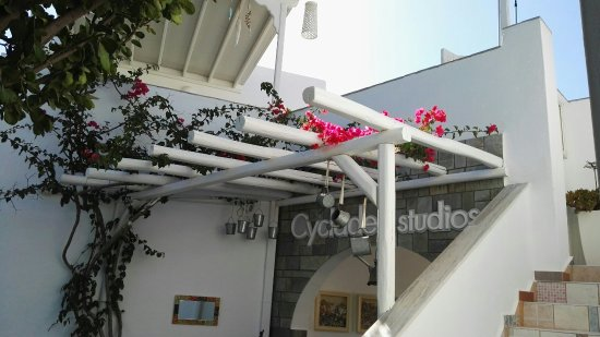 Cyclades Hotel and Studios: IMG_20160815_095601_large.jpg
