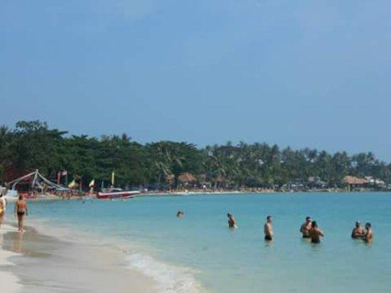 Chaba Cabana Beach Resort: beach