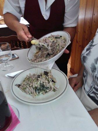 Chiuro, Itália: Ristorante san Carlo
