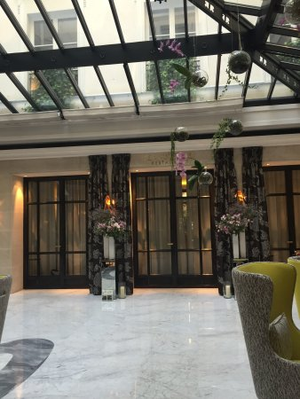 Hotel Le Burgundy: photo9.jpg