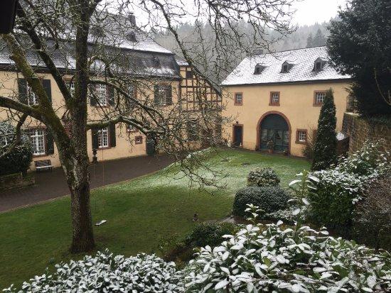 Burg Bruch Foto