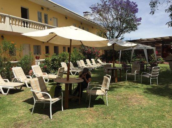 Casa de Avila - For Travellers : 中庭花園