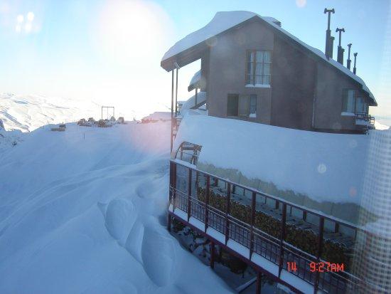 Colorado Apart Hotel: Ski in ski out location