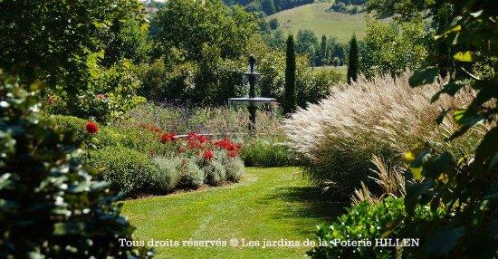 Hautes-Pyrenees, Francia: jardin italien