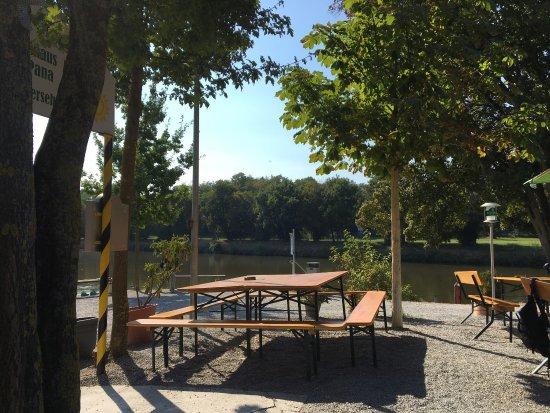 Marbach am Neckar, Германия: Bootshaus Marbach