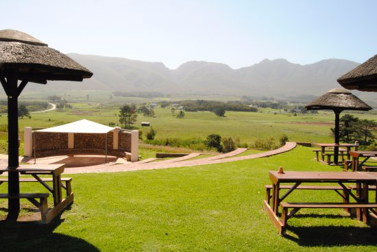 Stanford, Sudáfrica: The view from our table