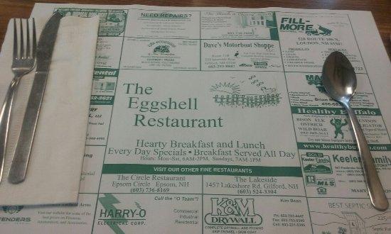 写真Eggshell Restaurant枚