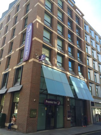 Premier Inn London Southwark (Tate Modern) Hotel : photo0.jpg