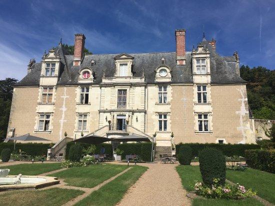 """Noizay, Γαλλία: Chambre """"la grande mademoiselle"""""""
