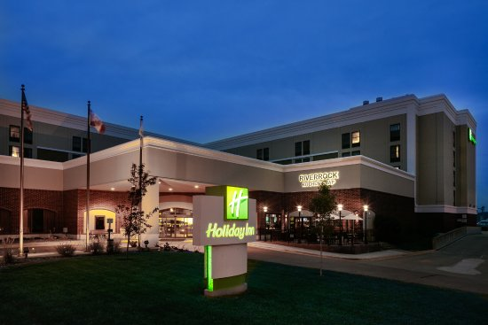 Holiday Inn Dubuque: Welcome to the Holiday Inn Hotel Dubuque/Galena