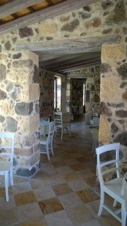 Tresnuraghes, Italia: interno bistrot 1