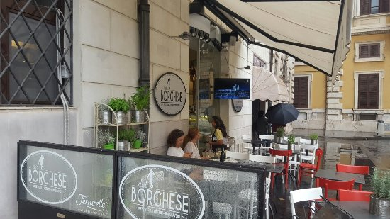 CAFFETTERIA BORGHESE