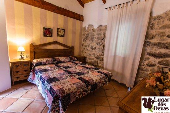 Province of Pontevedra, Spania: habitacion doble