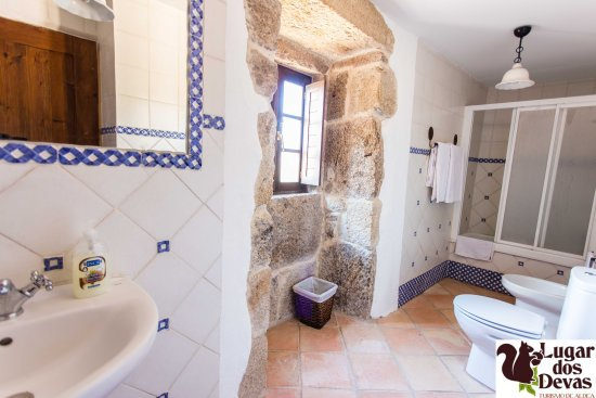 Province of Pontevedra, Hiszpania: baño