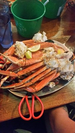 O'Quigley's Seafood Steamer & Oyster Sports Bar: 20160904_191637_large.jpg