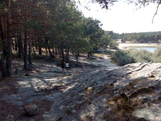 Abejar, Spain: merenderos