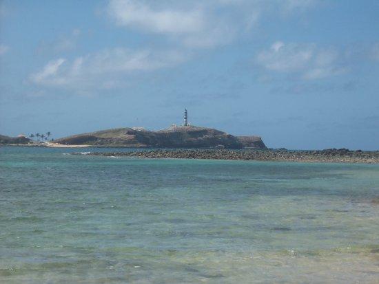 Alcobaca: ilha do arquipélago