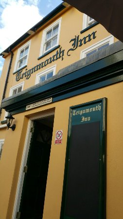 Dawlish, UK: Teignmouth Inn