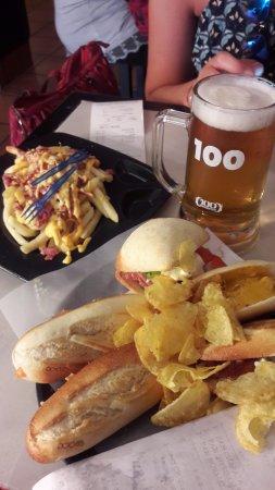 Cerveceria 100 Montaditos: un pranzetto da leccarsi i baffi