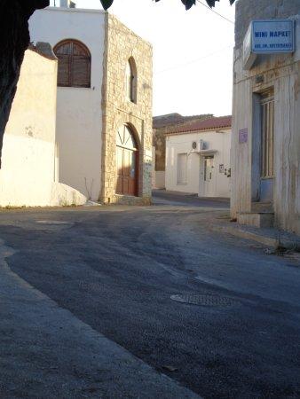 Даратсос, Греция: Här hoppade vi av bussen