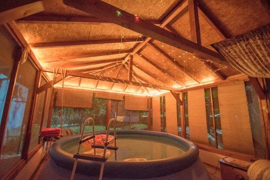 Srebârna, Bulgarije: Pool & Jacuzzi room