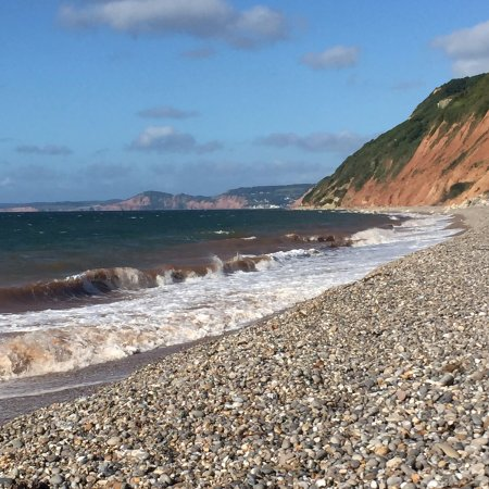 Branscombe beach - 10 minute walk from Masons Arms