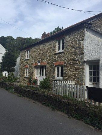 Falcon Inn: Local village