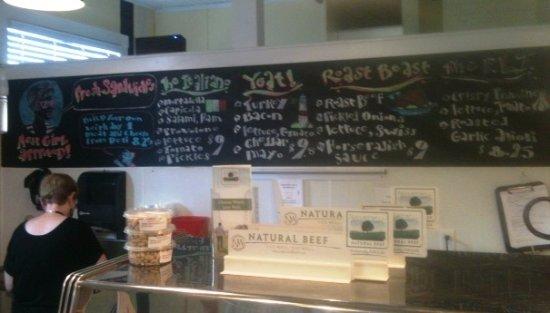 Newburyport, MA: Sandwich Board